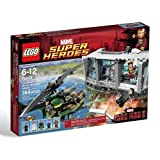 LEGO Super Heroes - Iron Man: Malibu Mansion Attack, Pack de Figuras de acción (Lego 76007)