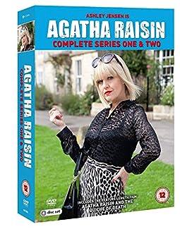 Agatha Raisin - Complete Series One & Two