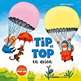 Tip et Top en avion