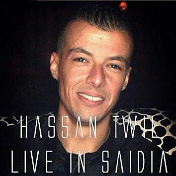 Live in Saidia (Live)