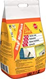Sika MiniPack Pegado de baldosas, Adhesivo cementoso, 5...