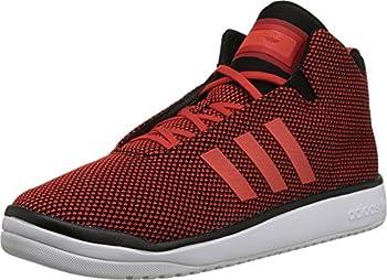 adidas Sport Performance Mens Veritas Mid Workout Sneakers Red 11.5 Medium  D