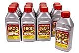 Motul 8068HL-12PK RBF 600 Factory Line Dot-4 100 Percent Synthetic Racing Brake Fluid - 500 ml, (Case Pack of 12)