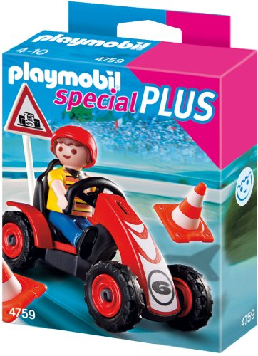 Playmobil 4759 - Kids Racing-Kart