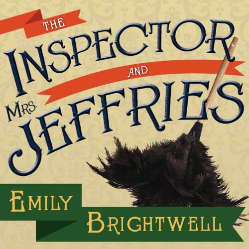The Inspector and Mrs. Jeffries audiobook cover art