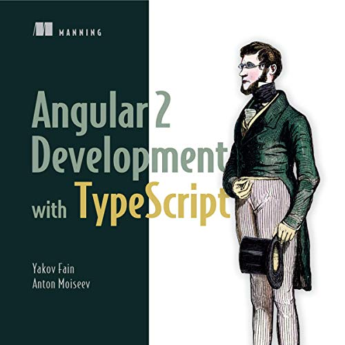 Couverture de Angular 2 Development with TypeScript
