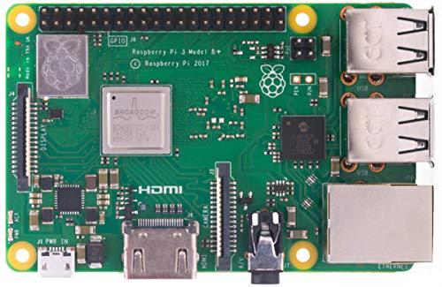 Raspberry Pi 3 MODEL B+ 1 GB RAM