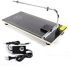Foam Cutting Machine,Board Hot Wire Styrofoam Cutter Foam Cutting Tool Working Table Craft Machine 110V (US Stock)