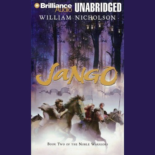 Jango audiobook cover art