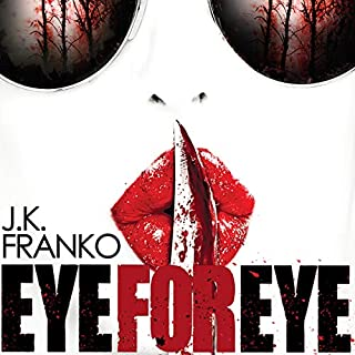 Eye for Eye     Talion, Book 1              By:                                                                                                                                 J. K. Franko                               Narrated by:                                                                                                                                 George Orlando                      Length: 12 hrs and 42 mins     2 ratings     Overall 3.0
