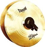 Zildjian A0497 20-Inch Orchestral Cymbals Stadium Series Medium Heavy Pair...