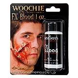 特殊メイク用 洗い流せる血糊(血のり鮮血タイプ 1oz)WOOCHIE FX Blood 1oz BL004C