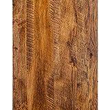 Wood Wallpaper Peel and Stick Wallpaper Wood Brown Wood Contact Paper Wood Self Adhesive Wallpaper Rustic Removable Wood Contact Paper Wood Grain Wallpaper Wood Plank for Countertop Vinyl Film Roll