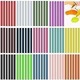 Hot Glue Sticks 14 Colors 84 Pack Glue Stick for Mini Glue Gun Glue Gun Sticks Colored Hot Melt Glue Sticks