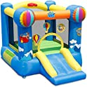 Action Air Inflatable House Bouncer with Extra Thick Material