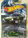 Hot Wheels 2020 American Steel Muscle Car Series, Green '70 Camaro 9/10