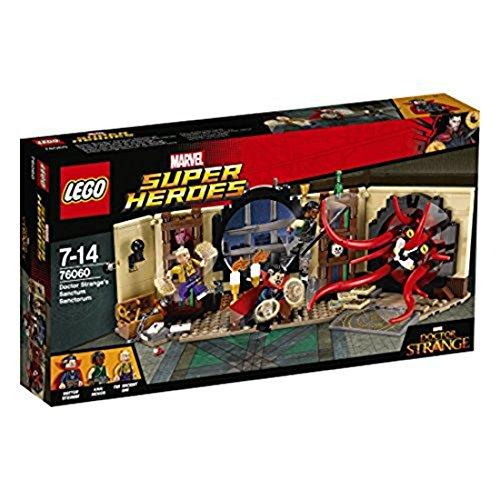LEGO Super Heroes - Doctor Strange's Sanctum Sanctorum, Juego de construccin (76060 )
