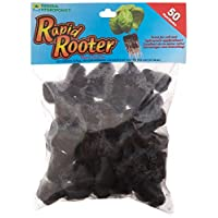 General Hydroponics HGC714135 Rapid Rooter Plant Starters, 50 Plugs