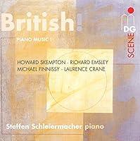 British!-Piano Works By Skempton