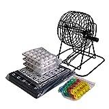 Juegos de bingo Equipo de lotería Máquina de bingo Mesa de juego de mesa Puzzle Party Lucky Draw Juego de bolas de bingo