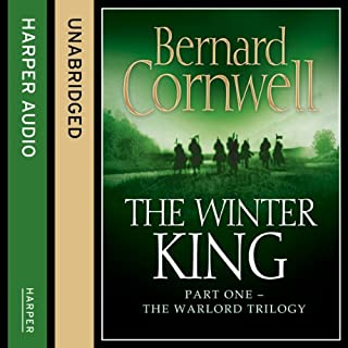 The Winter King     The Warlord Chronicles, Book 1              By:                                                                                                                                 Bernard Cornwell                               Narrated by:                                                                                                                                 Jonathan Keeble                      Length: 19 hrs and 55 mins     54 ratings     Overall 4.5