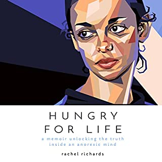 Hungry for Life audiobook cover art