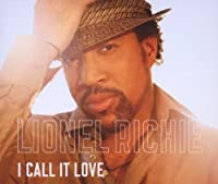 I call it love [Single-CD]