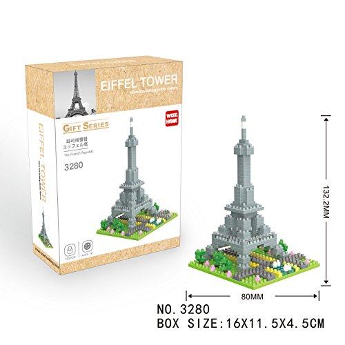 WH3280 TORRE EIFFEL Gift Series WISE HAWK