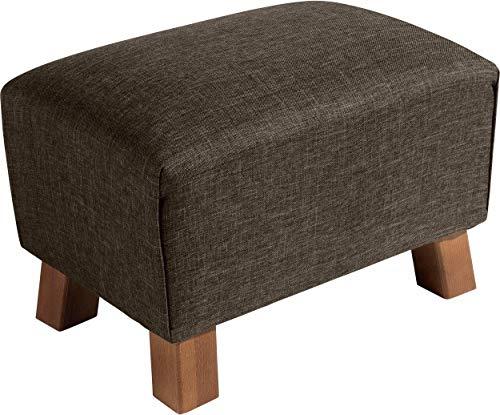 ARBD Collection Hocker - Max Winzer - Footstool - Braun - Struktur