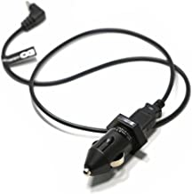 EDO Tech 2 Ft Mini USB Charging Cable & Ultra Compact Car Charger for Garmin Nuvi Streetpilot 1200, 1250,1260t, 1300, 1300lm, 1350, 1350t, 1370t, 1390lmt, 1390t, 1450, 1450lmt, 1490lmt, 1490t, 200, 200w, 200, 205w, 2200, 2250, 2250lt, 2300, 2300lm, 2350, 2350lmt, 2350lt, 2360lmt, 2360lt, 2370lt, 250, 250w, 255, 255w, 260, 260w, 265t, 265wt, 270, 275t,295w, 350, 360, 370, 465t, 500, 550, 30, 40, 50, 50lm, 42, 42lm, 44, 44lm, 52, 52lm, 54lm, 55, 55lm, 56, 56lm, 010-10723-06 Nulink 1695 (No Traffic Receiver)