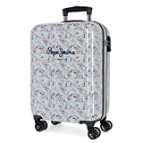 Pepe Jeans Malila Hardside Carry-on Suitcase