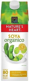 Nature's Heart Caja de Bebida Orgánica de Soya - Nature