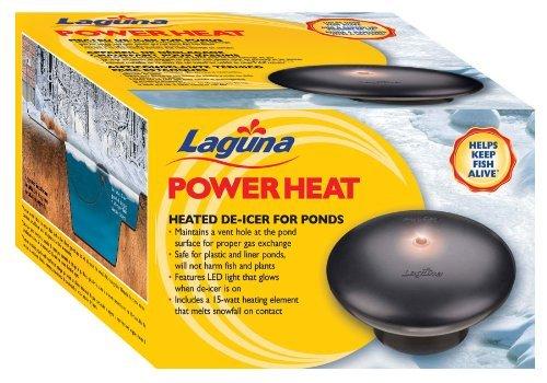Laguna PowerHeat Heated De-Icer for Ponds - 315W Outdoor, Home, Garden, Supply, Maintenance