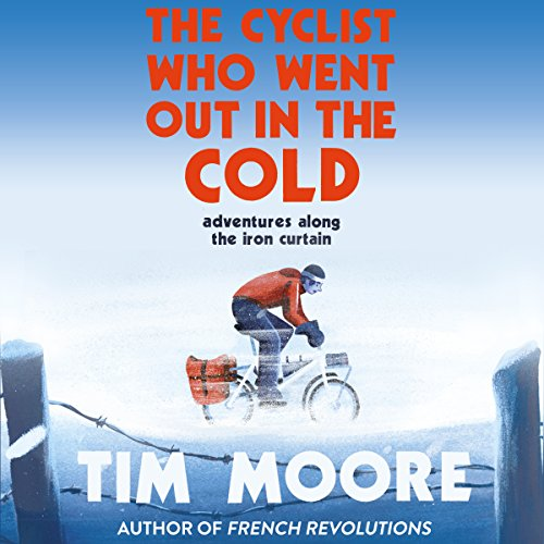 The Cyclist Who Went Out in the Cold audiobook cover art