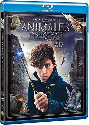 Animales Fantásticos Y Donde Encontrarlos Blu-Ray 3d [Blu-ray]