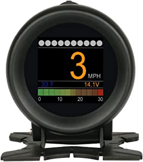 digital mileage meter