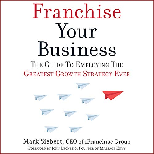 Franchise Your Business  By  cover art