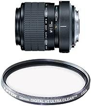 Canon MP-E 65mm f/2.8 1-5X Macro Lens for Canon SLR Cameras Filter Bundle
