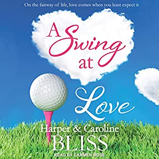 A Swing at Love                   Written by:                                                                                                                                 Harper Bliss,                                                                                        Caroline Bliss                               Narrated by:                                                                                                                                 Carmen Rose                      Length: 5 hrs and 38 mins     1 rating     Overall 4.0