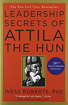 Paperback Leadership Secrets of Attila the Hun Book