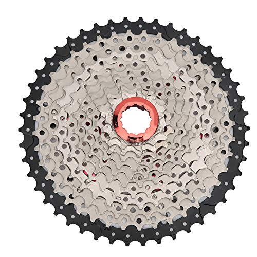 VGEBY Piñón de Cassette de Bicicleta 11 velocidades 11-46 Dientes