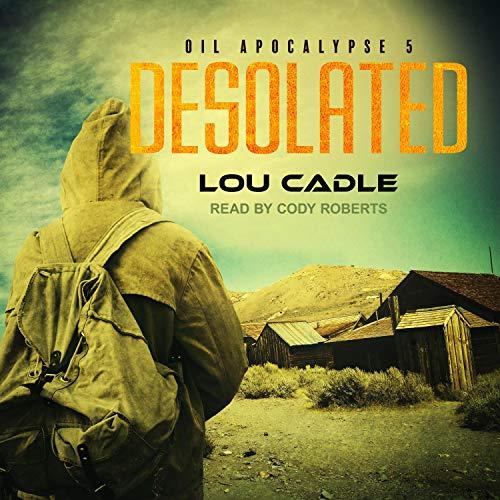 Desolated cover art