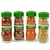 McCormick Gourmet Organic Spices & Herbs Variety Pack (Smoked Paprika,...
