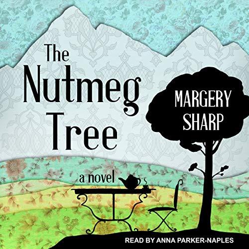 The Nutmeg Tree audiobook cover art