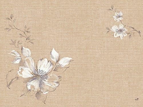 Duni Duni Papier-Tischsets Floris 30 x 40 cm 250 Stück