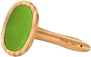 Meowy Janes Bamboo Slicker Brush - Brush for Cats - Cat Grooming