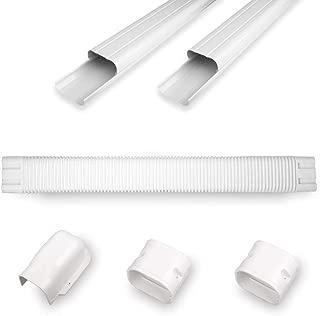 mini-split line set covers