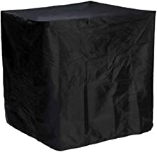 YLYWCG Grill Cover,Anti-UV Outdoor Garden Grill Protector, Heat Sealed Seams and Storage Bag BBQ Grill Cover (Size : 68x68x120cm)