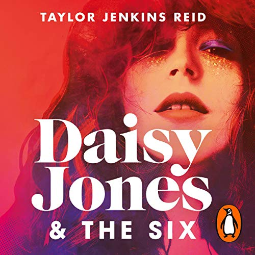 『Daisy Jones and the Six』のカバーアート