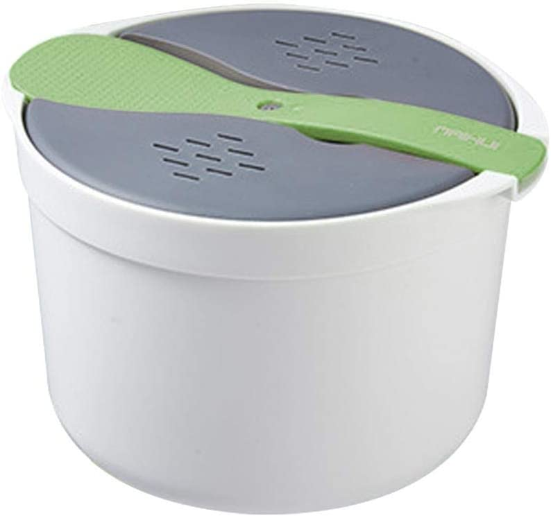 YRHH 2L Microwave Rice We OFFer at cheap prices Cooker Steamer Multifunctional w 2021 new Cookware
